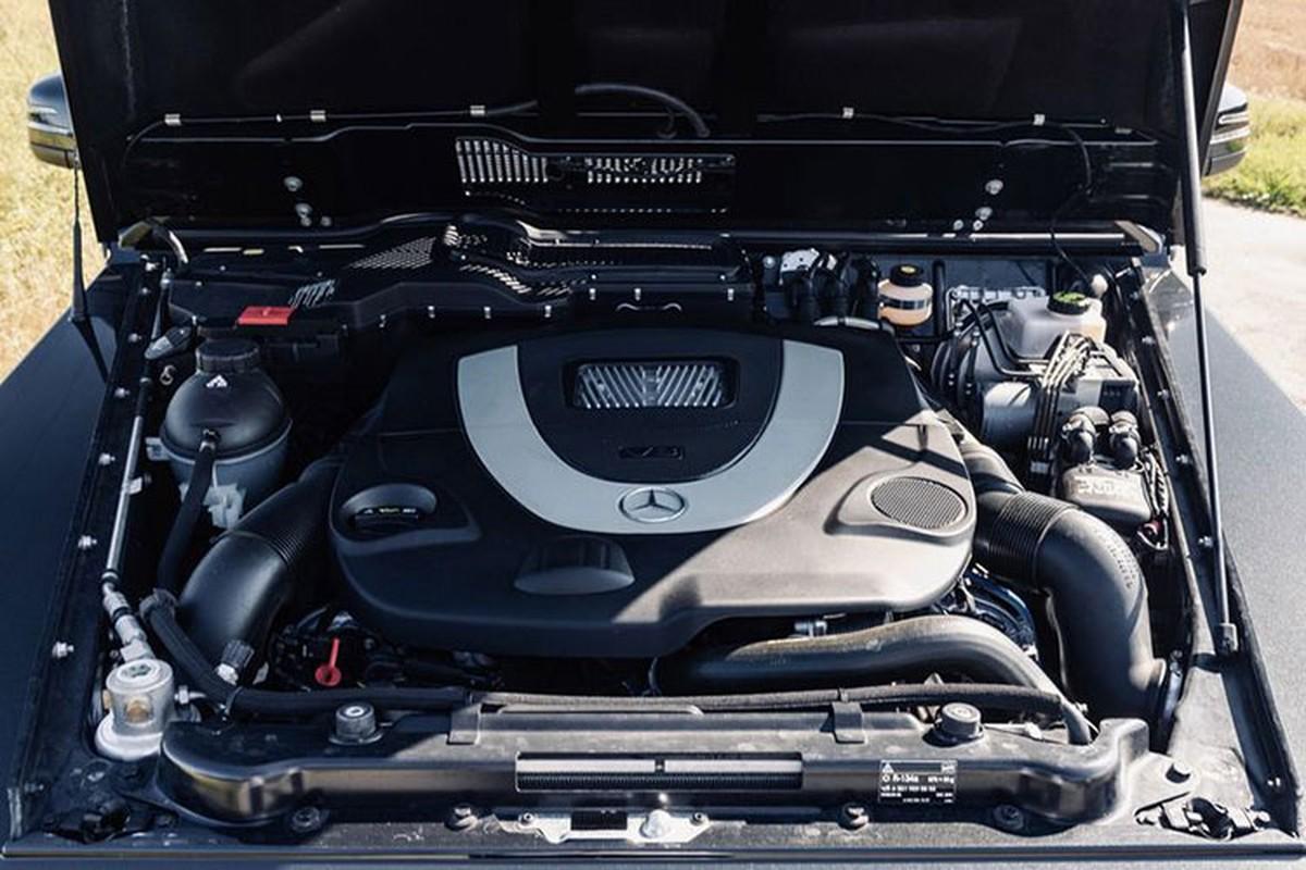 Can canh Mercedes-Benz G500 mui tran 2014 cu, gan 9 ty dong-Hinh-6