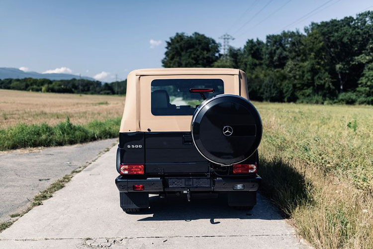 Can canh Mercedes-Benz G500 mui tran 2014 cu, gan 9 ty dong-Hinh-7