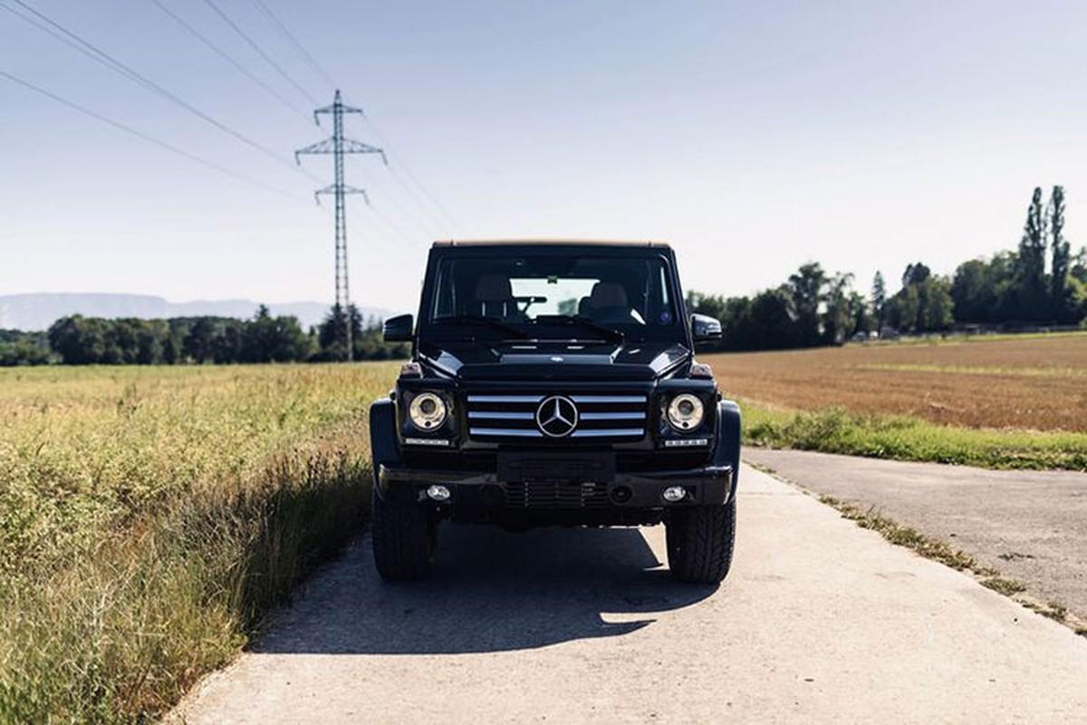 Can canh Mercedes-Benz G500 mui tran 2014 cu, gan 9 ty dong-Hinh-8
