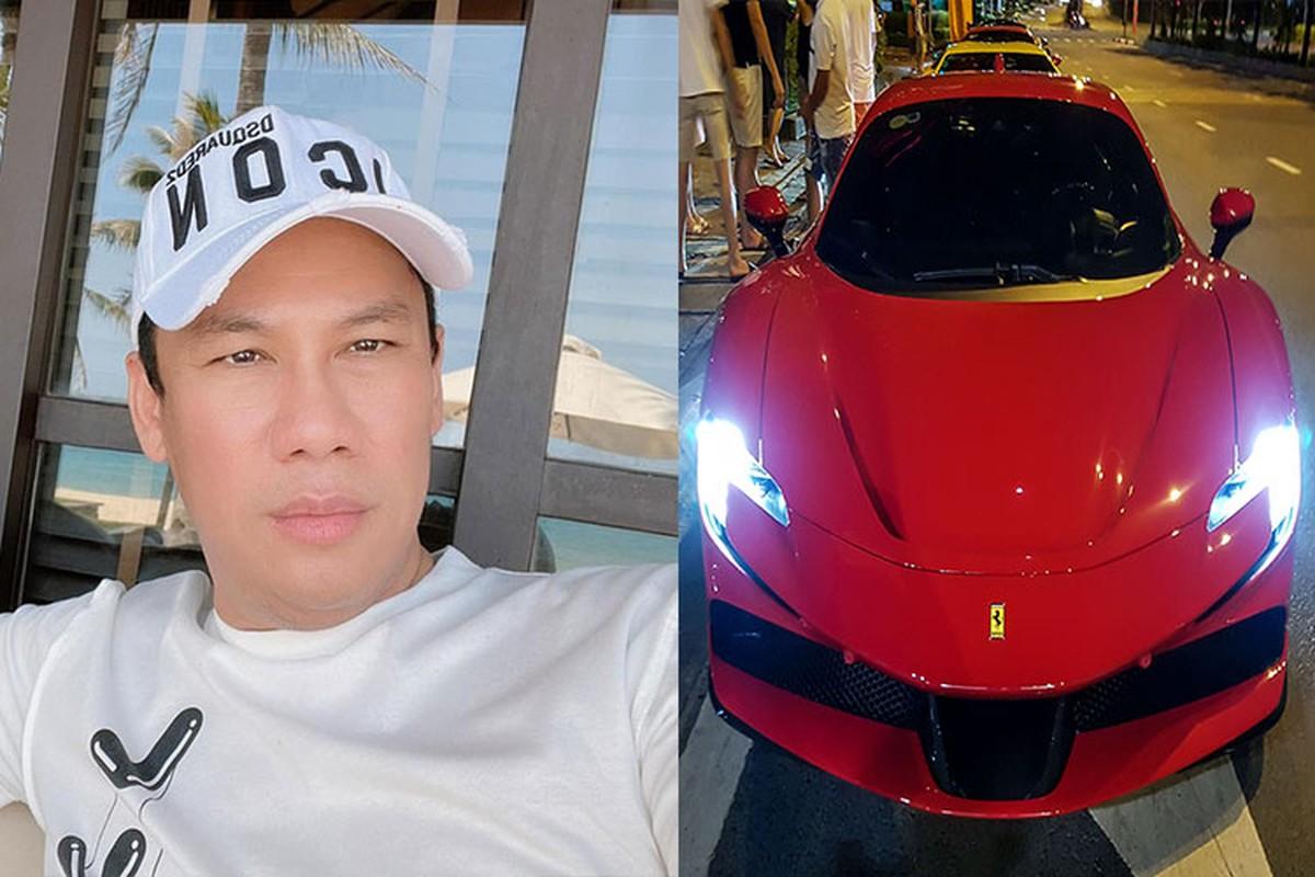 Ferrari SF90 Stradale 30 ty cua chong cu Le Quyen ve Viet Nam-Hinh-4