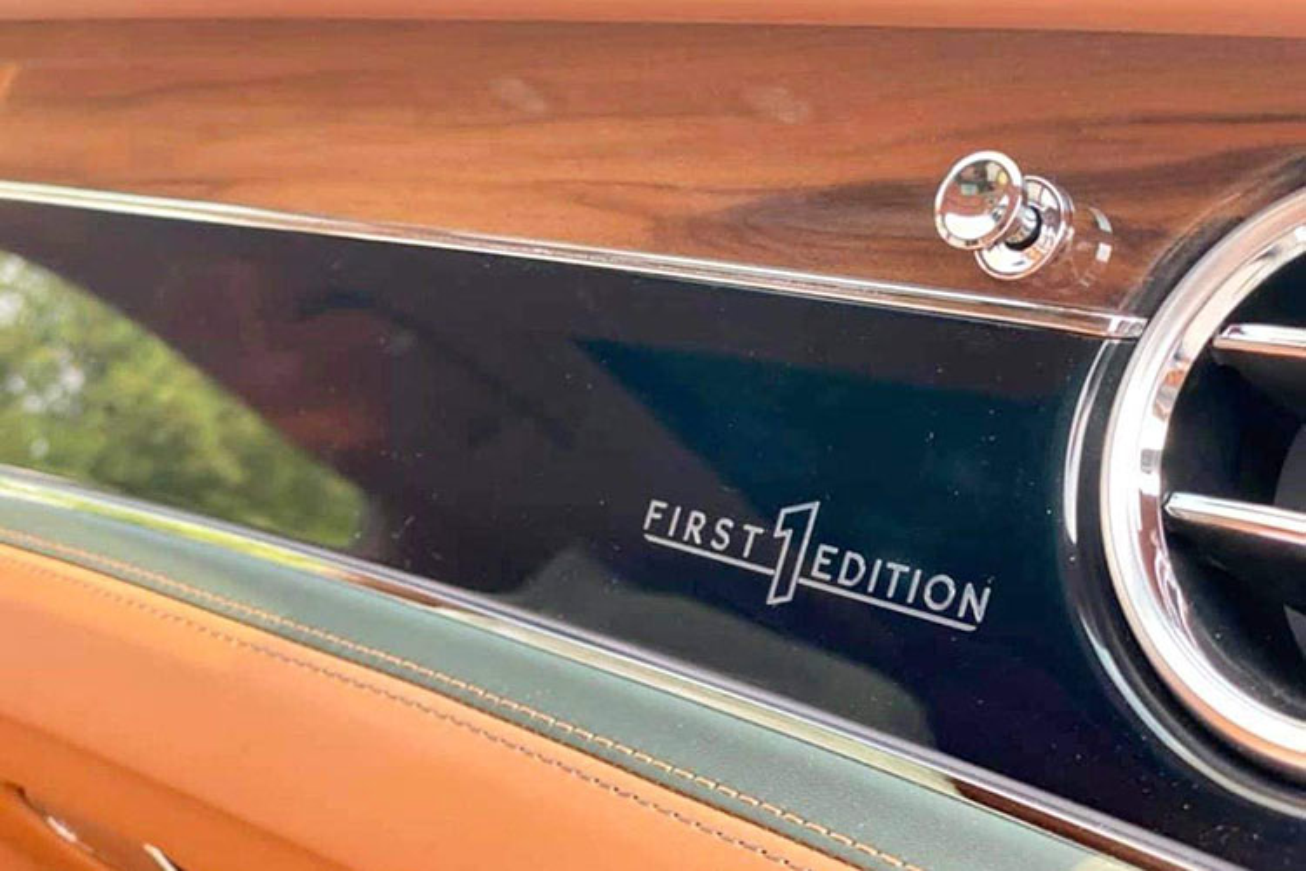Dai gia Hai Phong tau Bentley Flying Spur First Edition hon 18 ty-Hinh-7
