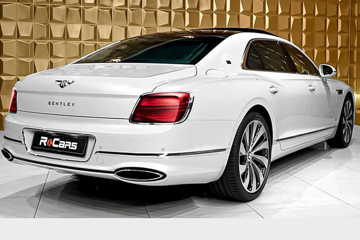 Dai gia Hai Phong tau Bentley Flying Spur First Edition hon 18 ty-Hinh-8
