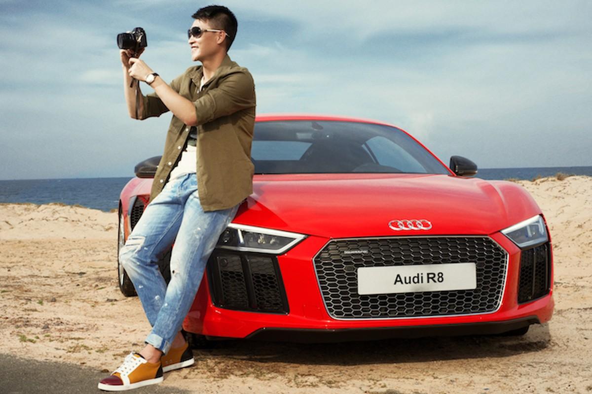 """Soi Audi R8 hon 13 ty ma Cong Vinh """"vua sao ke"""" tung do dang-Hinh-2"""