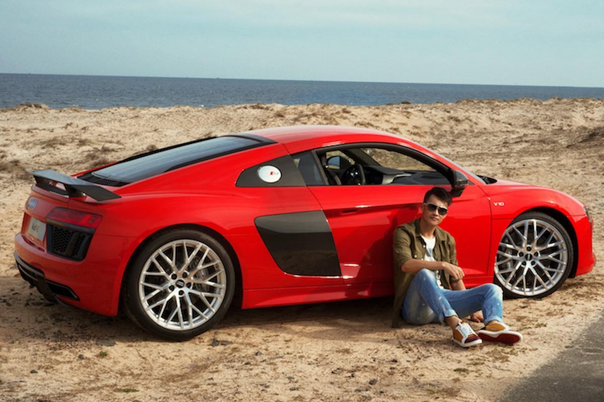 """Soi Audi R8 hon 13 ty ma Cong Vinh """"vua sao ke"""" tung do dang-Hinh-4"""