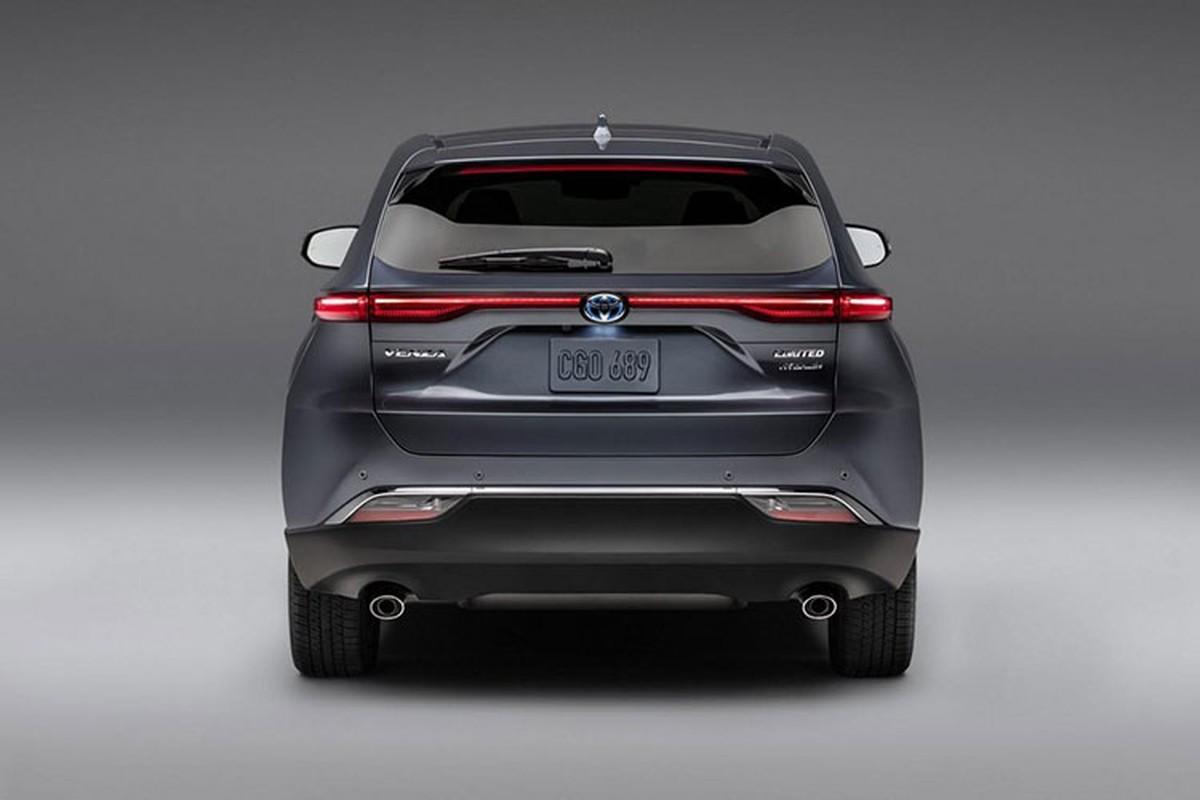 Toyota Venza 2022 lo thiet ke, tu 774 trieu dong tai Trung Quoc?-Hinh-4
