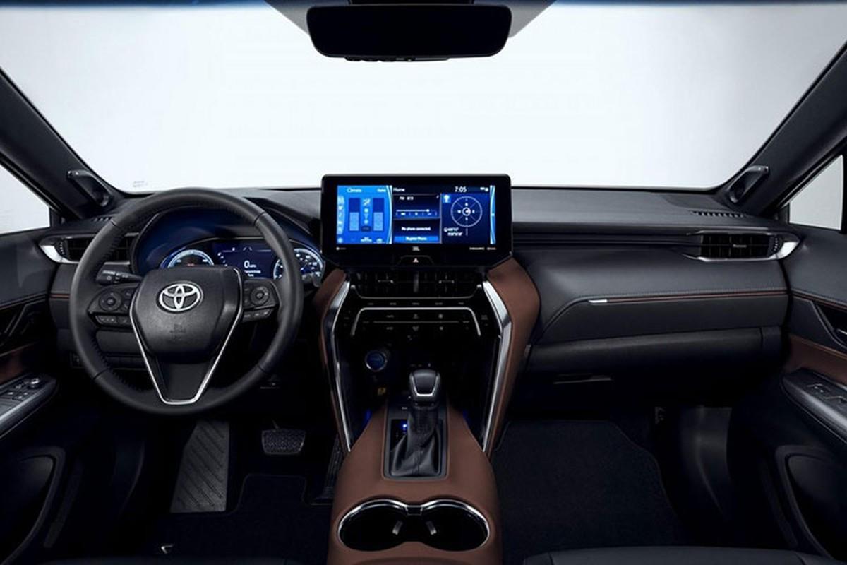 Toyota Venza 2022 lo thiet ke, tu 774 trieu dong tai Trung Quoc?-Hinh-5