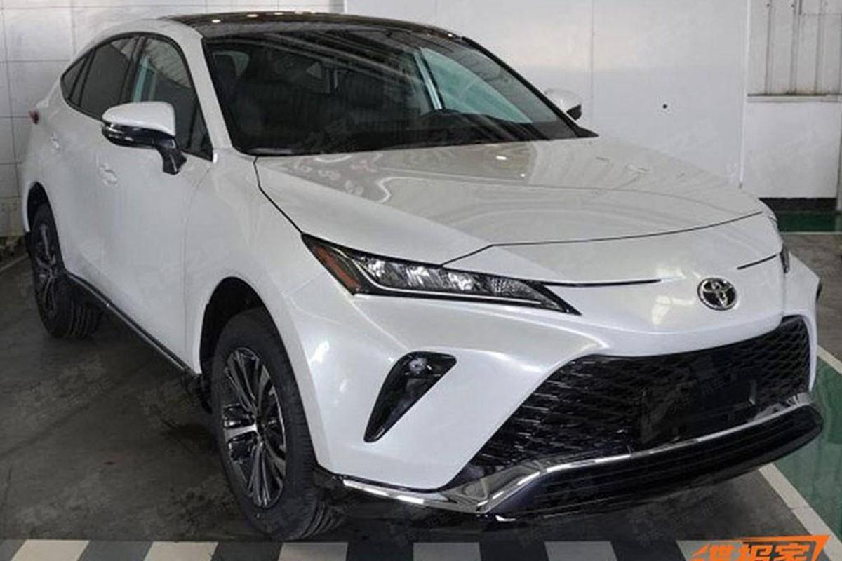 Toyota Venza 2022 lo thiet ke, tu 774 trieu dong tai Trung Quoc?-Hinh-8