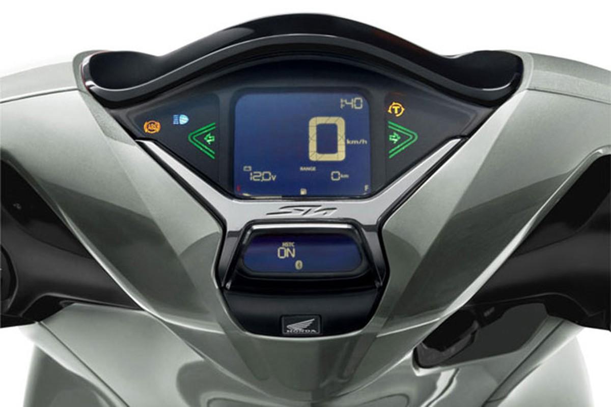 Honda SH150i va SH125i nang cap 2021 tu 71 trieu tai Viet Nam-Hinh-4