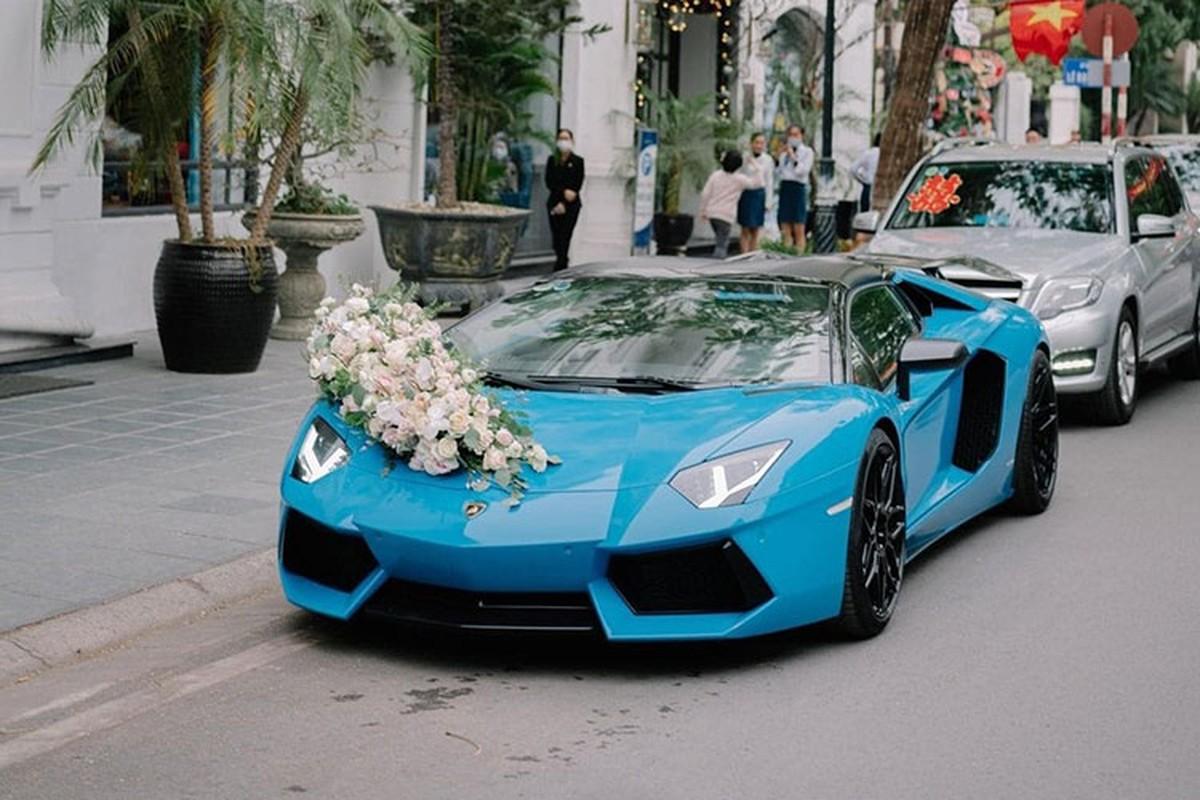 Lamborghini cua dai gia Hai Phong keo dan Kia Cerato di hoi vo-Hinh-7