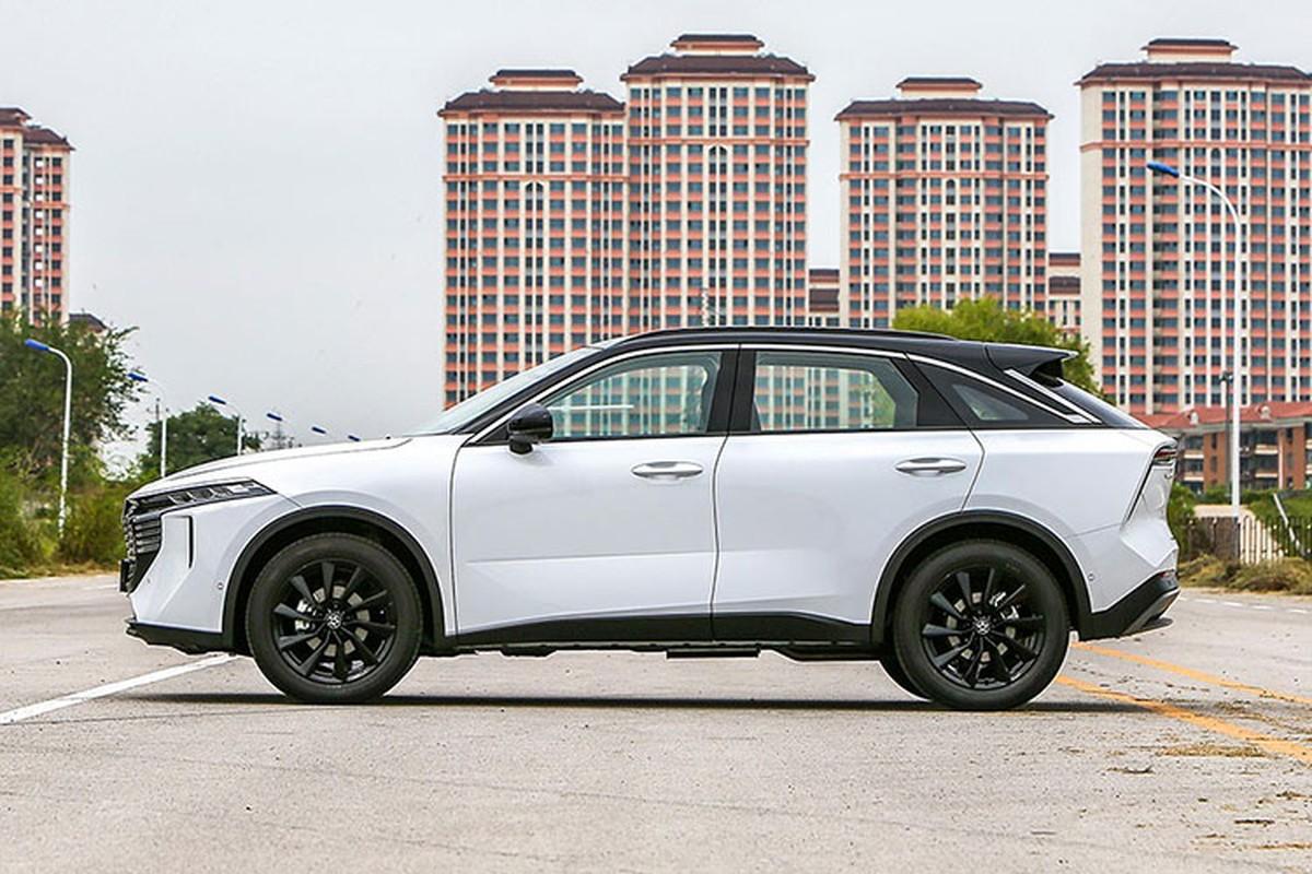 Venucia SUV cua Trung Quoc chi 349 trieu dong, logo nhu VinFast-Hinh-2