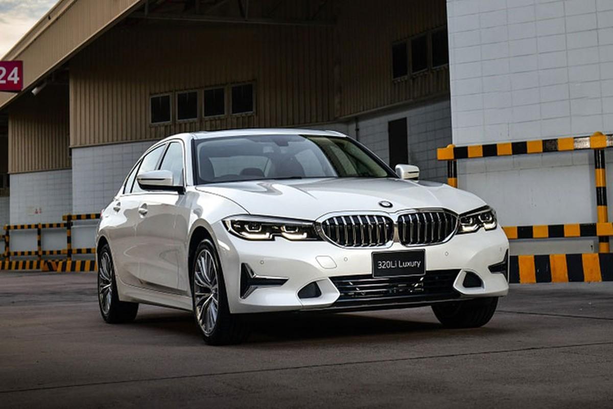 BMW 320Li Luxury chi 1,69 ty dong tai Thai Lan, co ve Viet Nam?