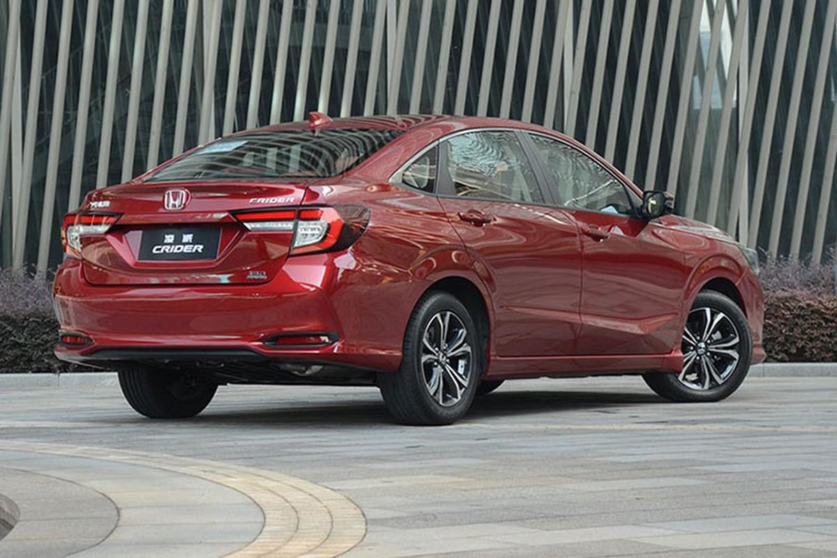 Chi tiet Honda Crider 2022 chi 384 trieu dong tai Trung Quoc-Hinh-4