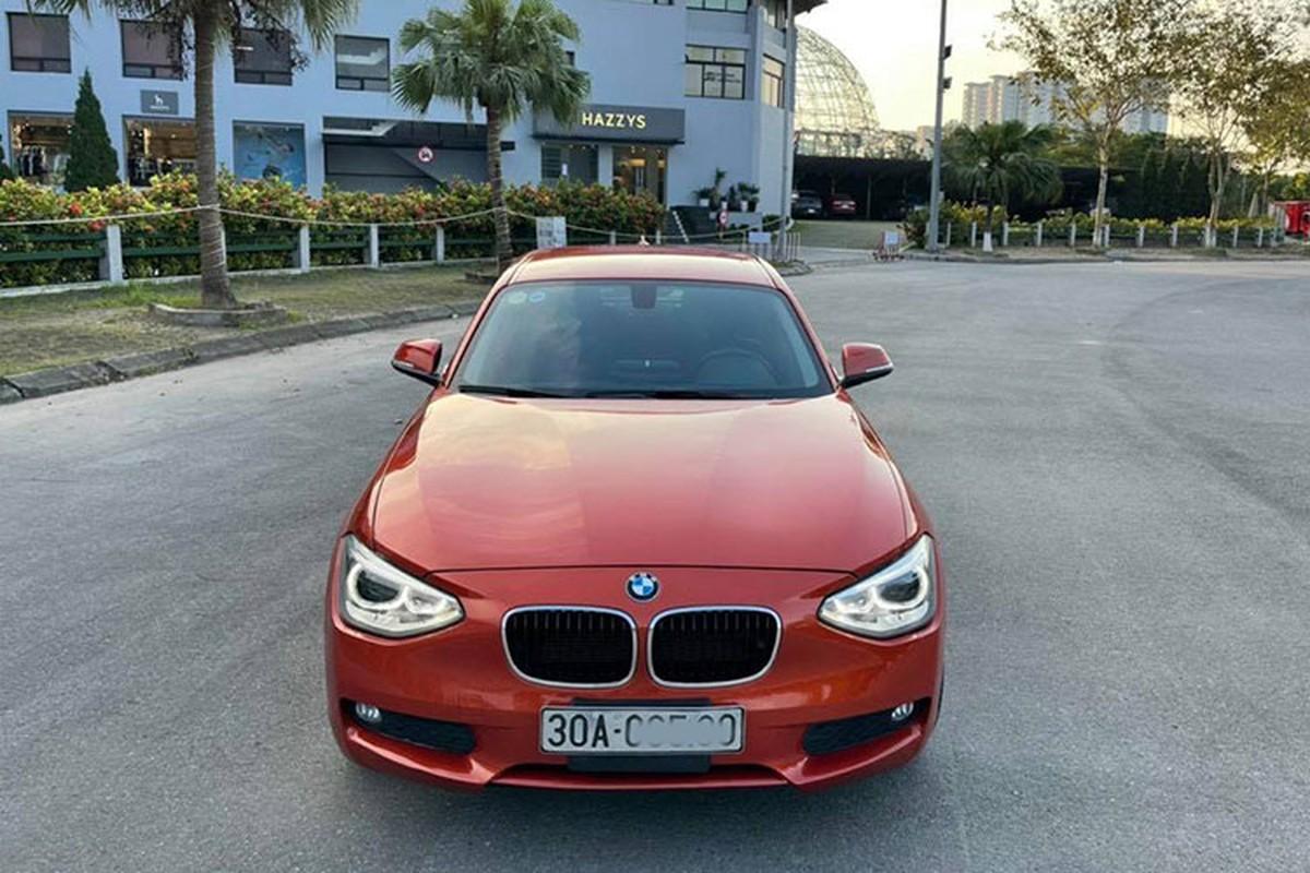 Co nen mua BMW 116i doi 2013, chi 500 trieu dong o Ha Noi?-Hinh-3