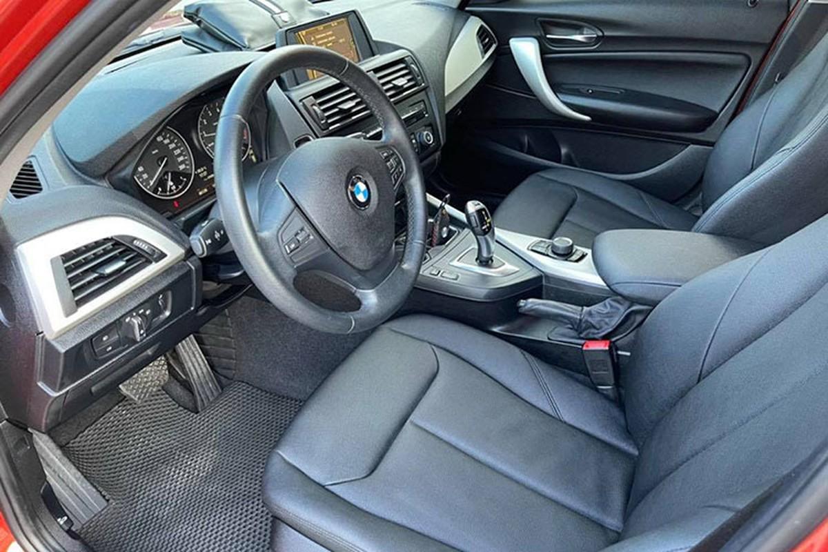 Co nen mua BMW 116i doi 2013, chi 500 trieu dong o Ha Noi?-Hinh-5