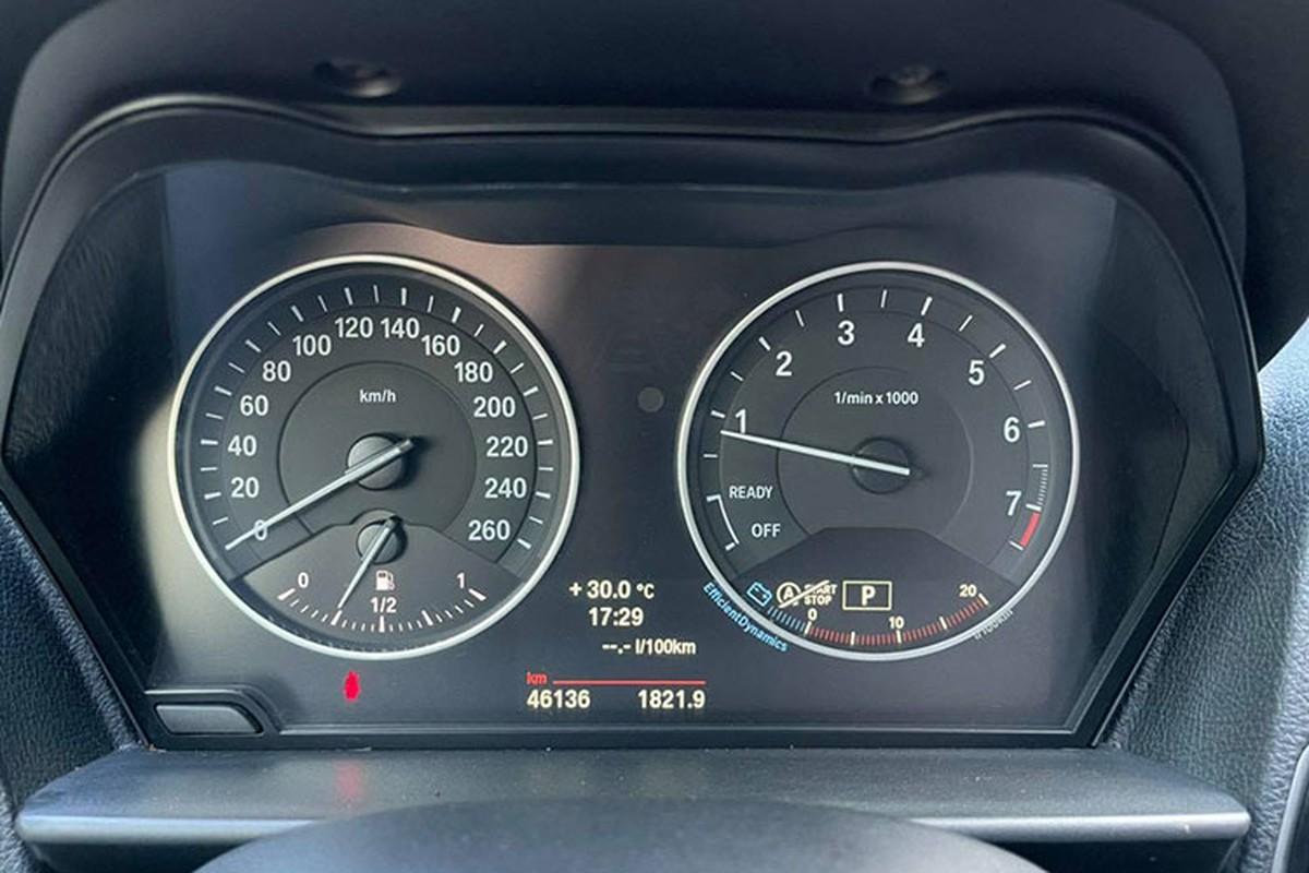Co nen mua BMW 116i doi 2013, chi 500 trieu dong o Ha Noi?-Hinh-6