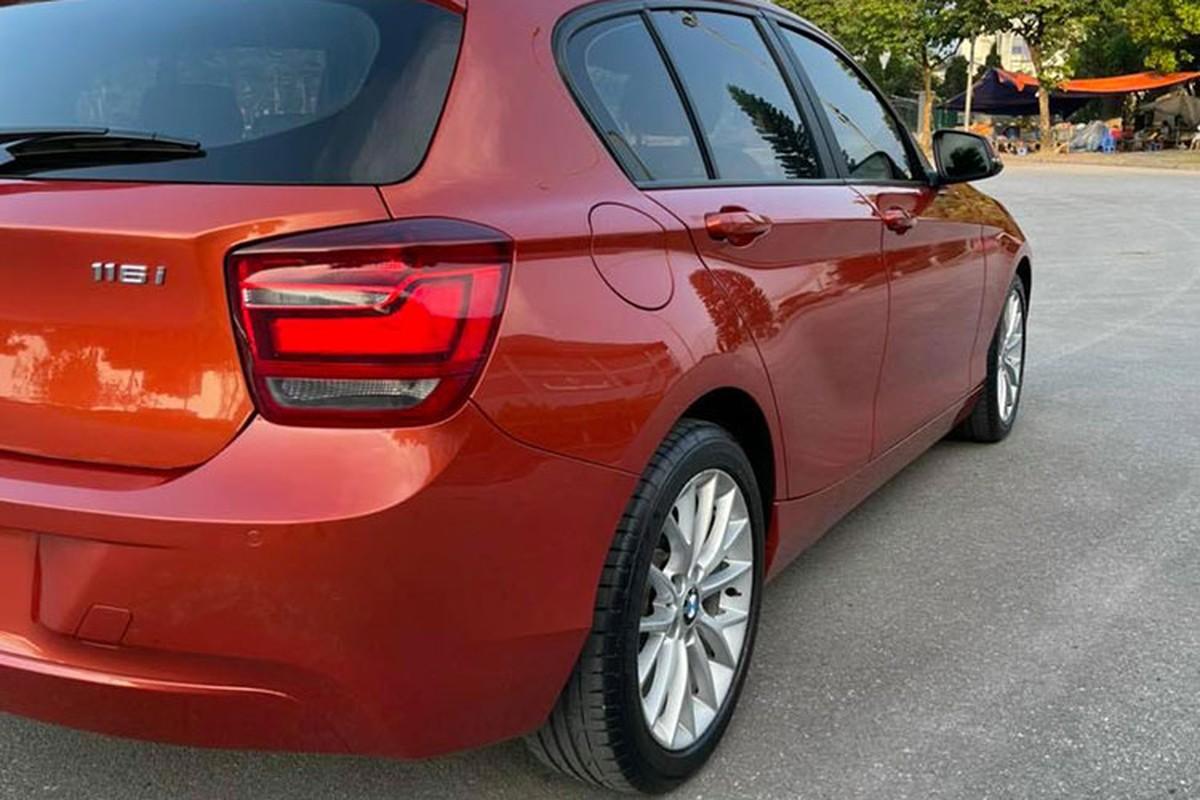 Co nen mua BMW 116i doi 2013, chi 500 trieu dong o Ha Noi?-Hinh-9