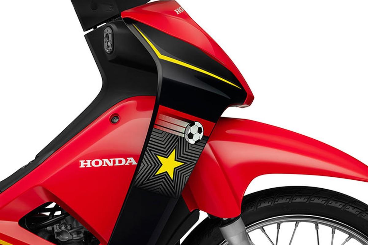 Honda Wave Alpha phong cach