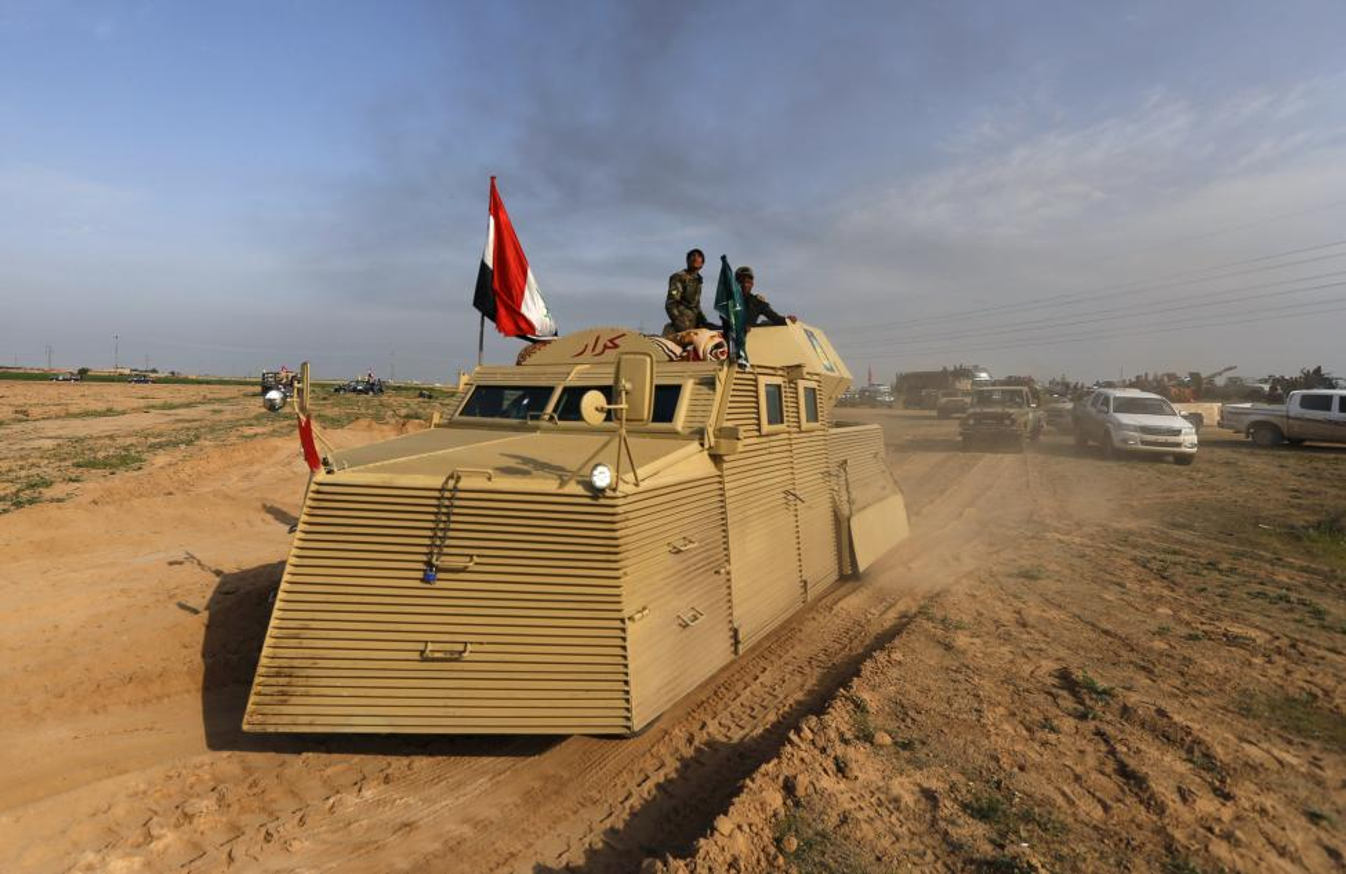 IS bi don danh tren nhieu mat tran o Iraq-Hinh-6