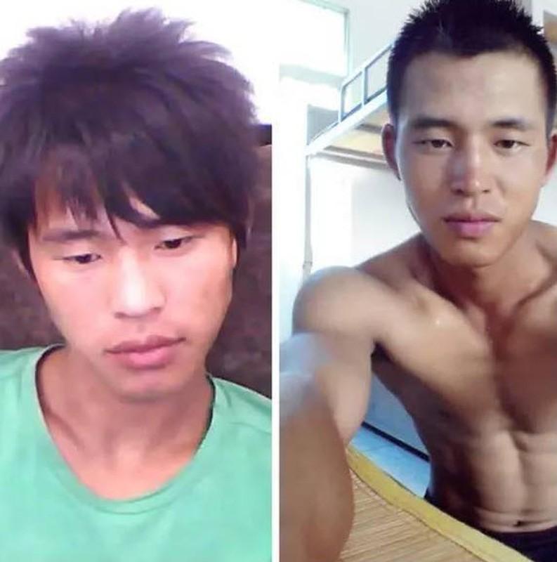 Binh si thay doi ngoai hinh chong mat sau khi nhap ngu gay sot-Hinh-5