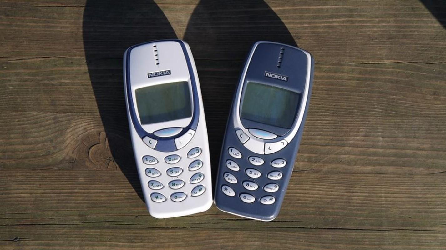 Dieu gi khien 3310 tro thanh dien thoai vi dai nhat cua Nokia?