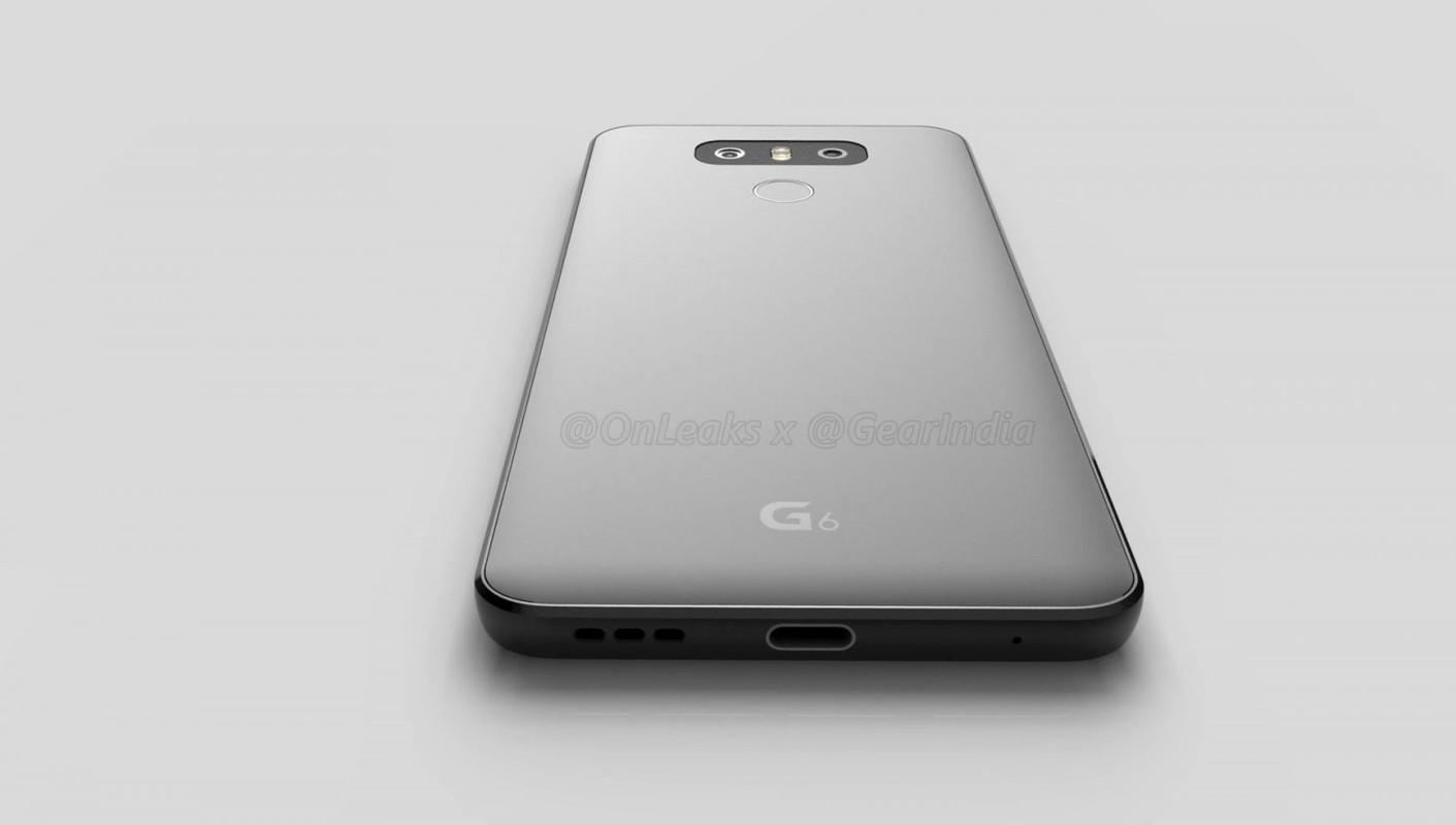Ngam hinh anh LG G6 ro ri qua tin don-Hinh-5