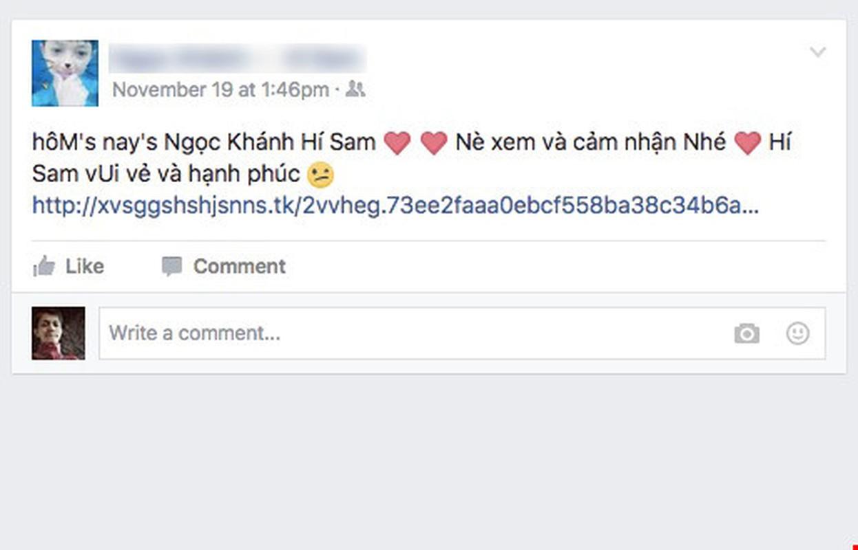 Can trong nhung chieu lua de mac nhat tren Facebook-Hinh-5