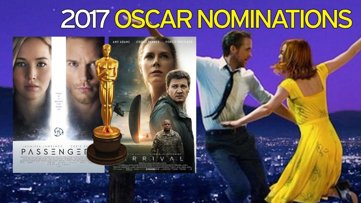Choang vang voi chi phi khung cho Oscar 2017