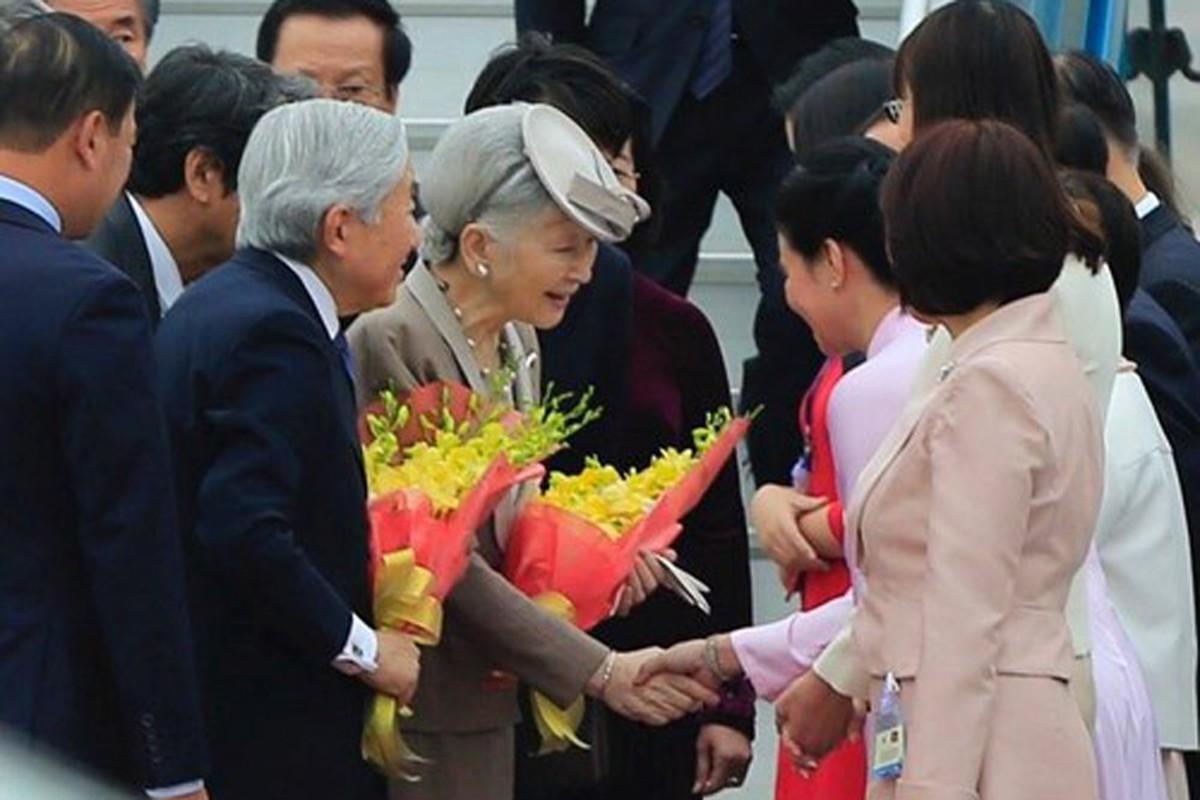 Anh: Nha vua va Hoang hau Nhat Ban than thien o Viet Nam-Hinh-11