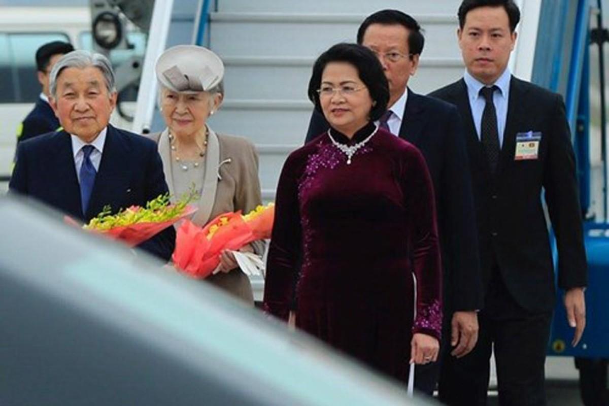 Anh: Nha vua va Hoang hau Nhat Ban than thien o Viet Nam-Hinh-13