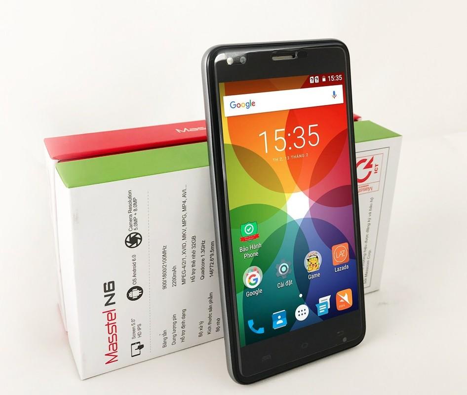 Duoi 2 trieu dong, mua smartphone nao tot nhat?