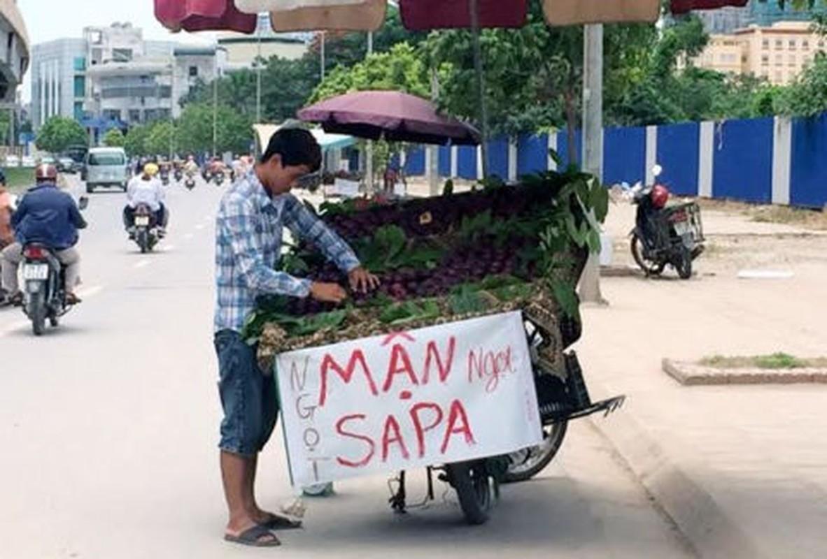 "Cach nhan biet nhung loai man Trung Quoc ""gan mac"" man Viet Nam"