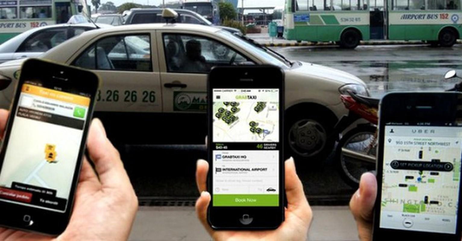 4 nam hanh trinh dang do cua Uber tai Viet Nam