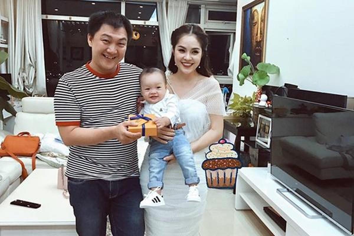 Ngam biet thu xa hoa Duong Cam Lynh song truoc ly hon-Hinh-4