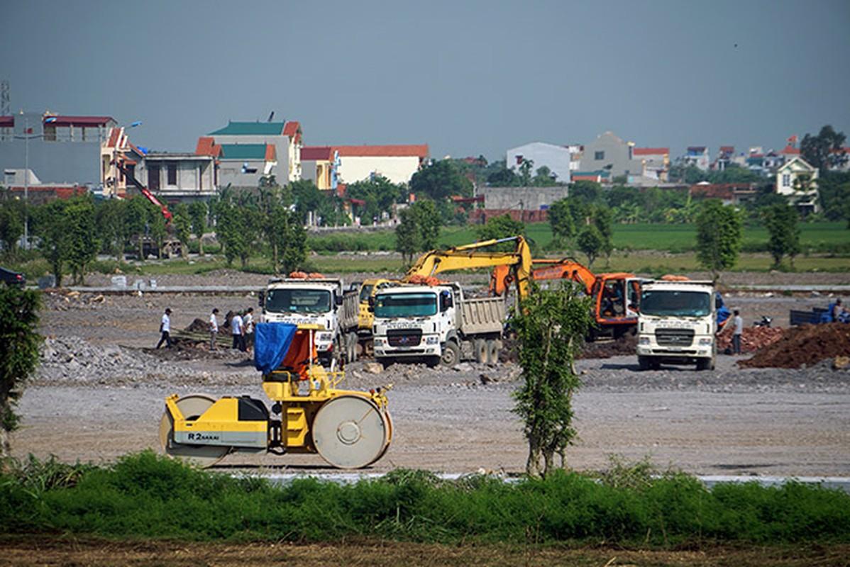 Gap rut chuan bi cho Le Quoc tang Chu tich nuoc o que nha Ninh Binh-Hinh-4
