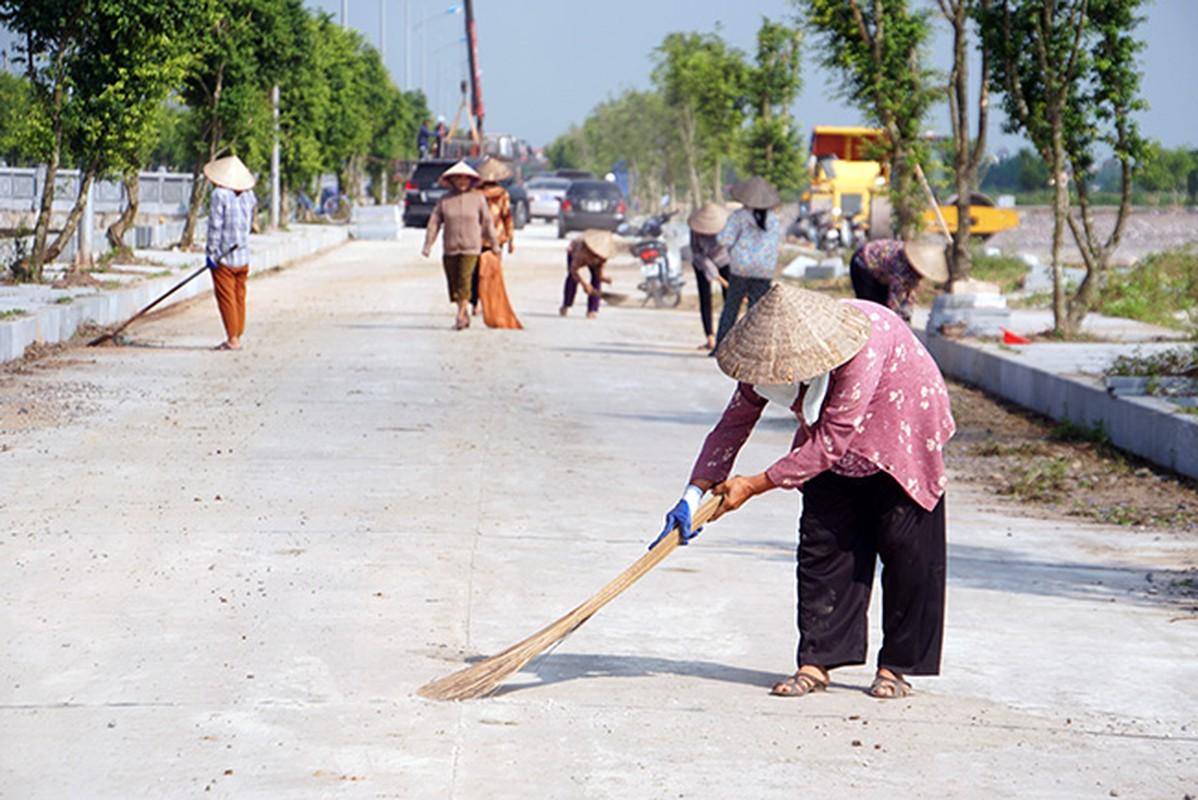 Gap rut chuan bi cho Le Quoc tang Chu tich nuoc o que nha Ninh Binh-Hinh-8