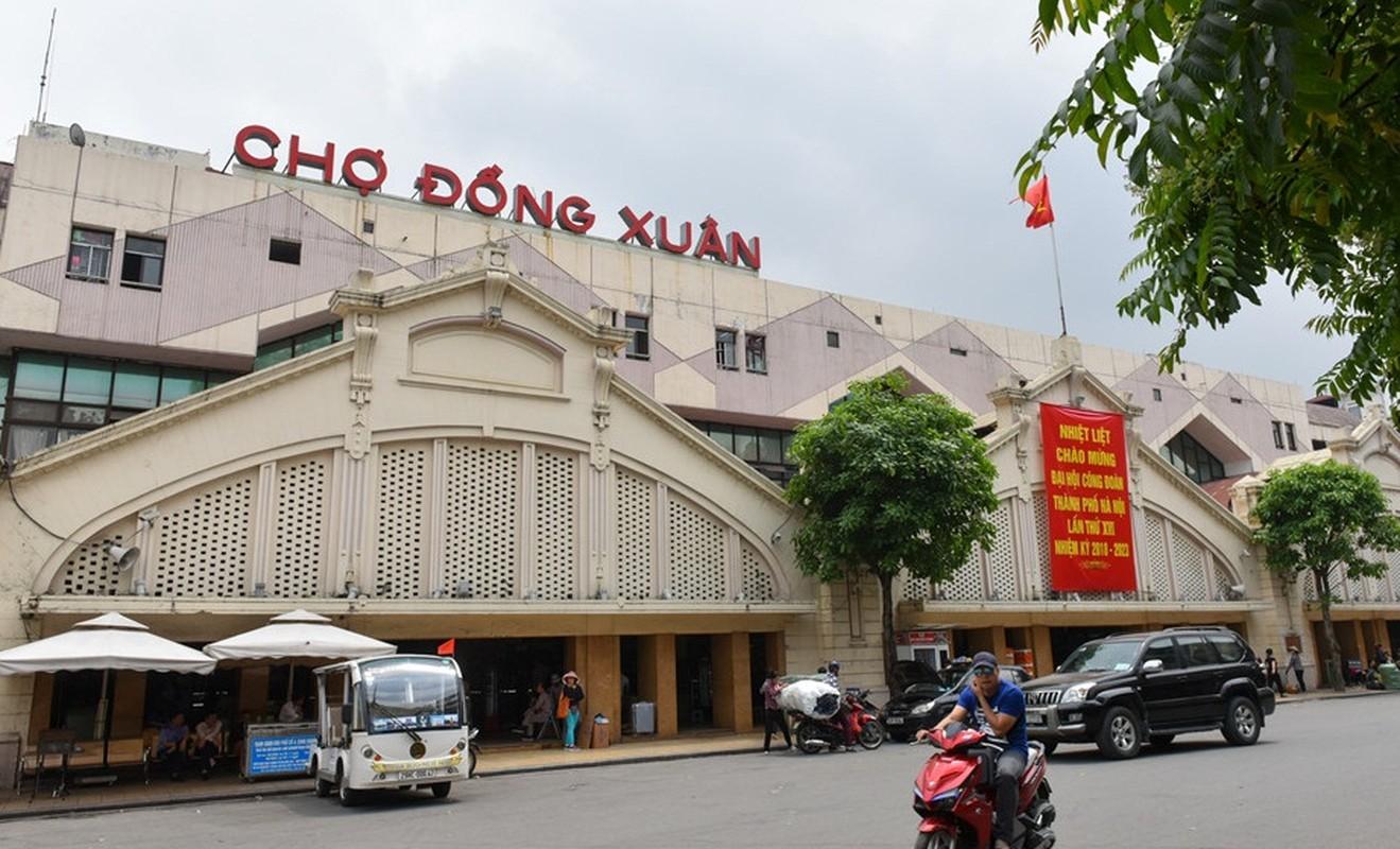 Nhung khu cho co tram tuoi noi tieng o Viet Nam