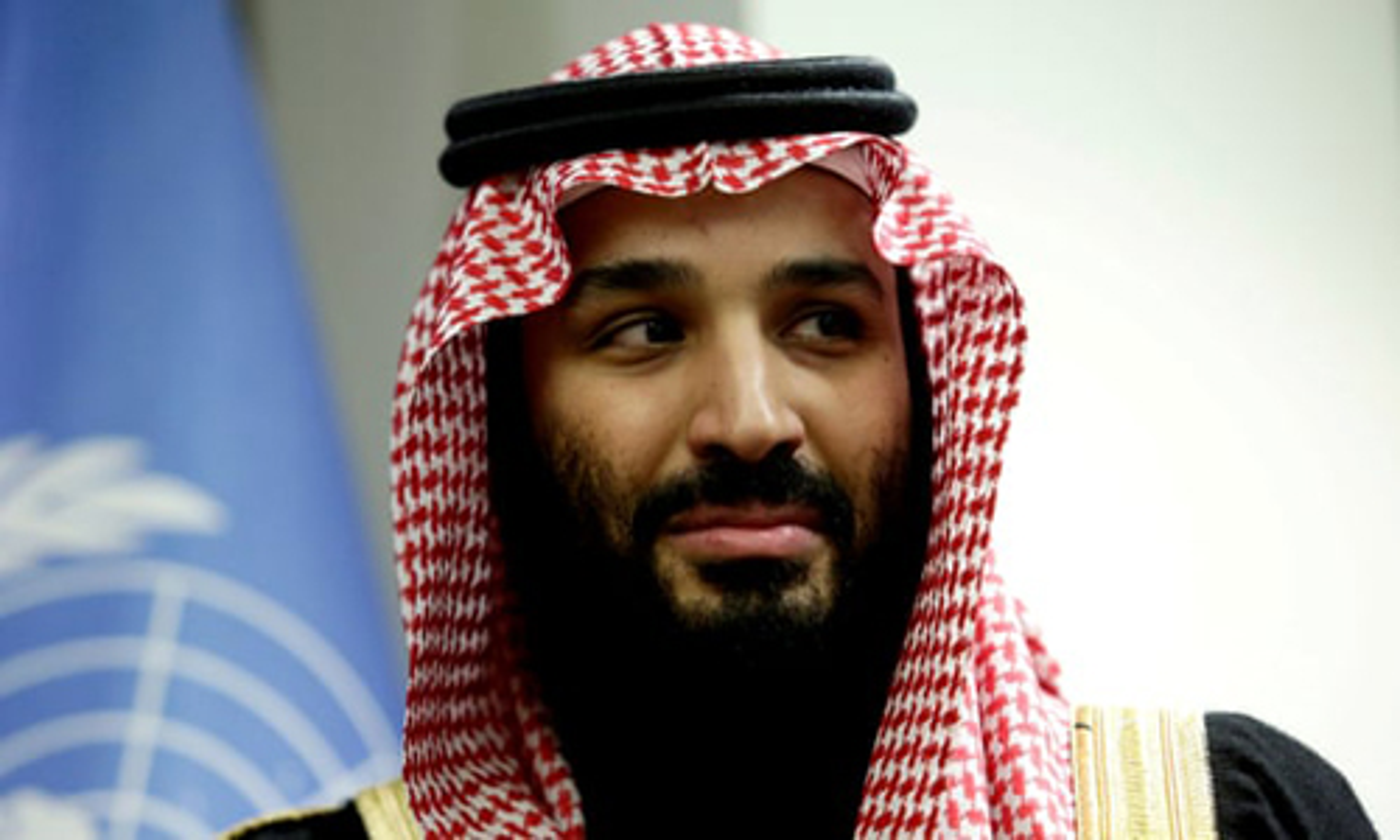 Thai tu Mohammed bin Salman bi Argentina truy to giau co nao?