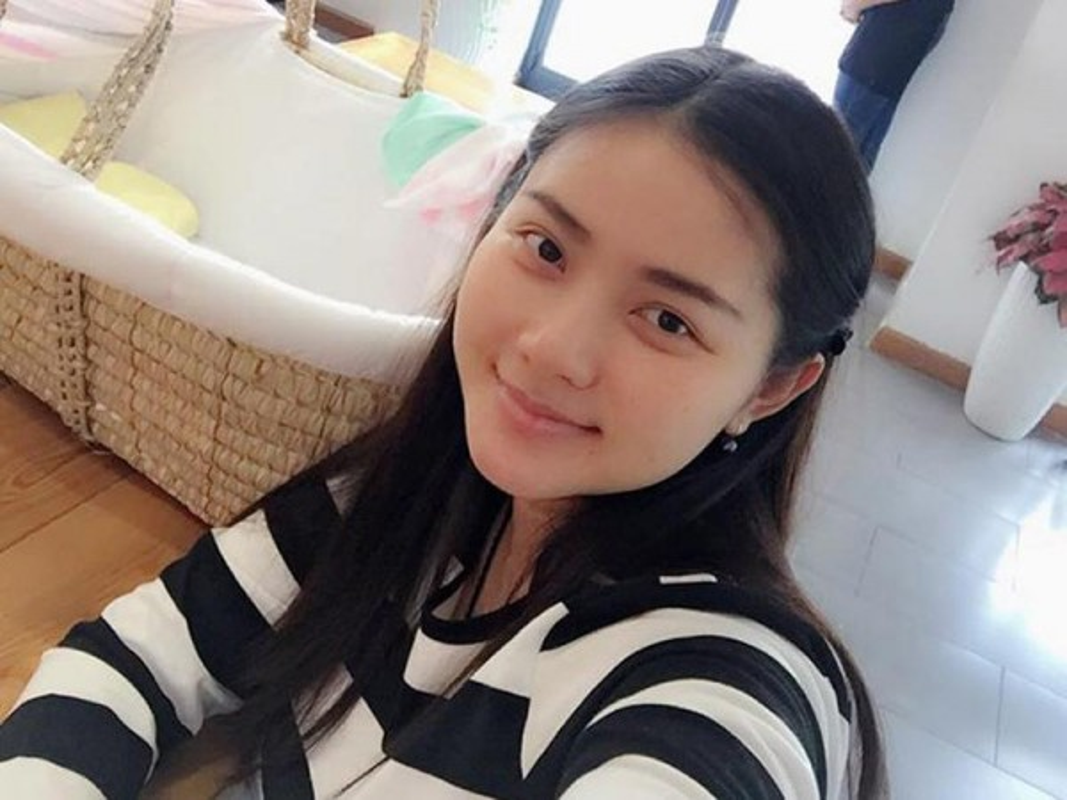 Pha tuong vi mang bau tang 30kg, cho mai Phan Nhu Thao da 'lot xac'-Hinh-6