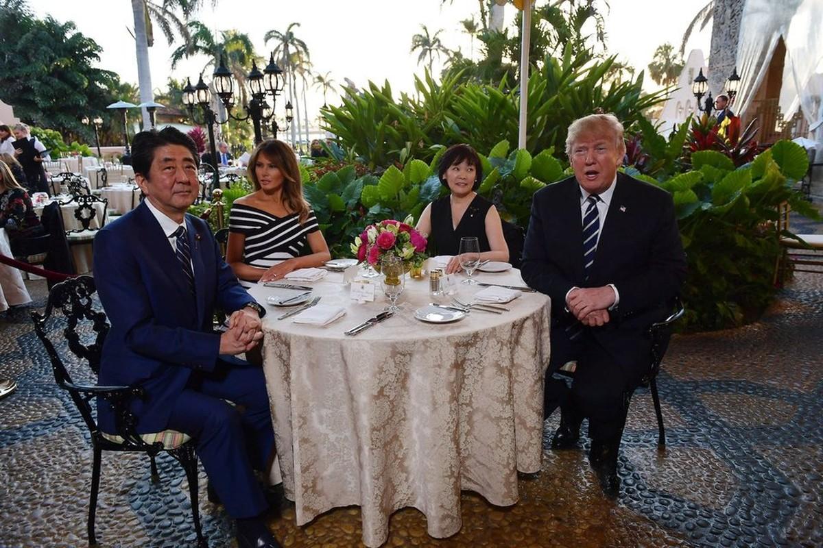 Ben trong dinh thu nghi duong xa hoa cua ong Donald Trump-Hinh-11