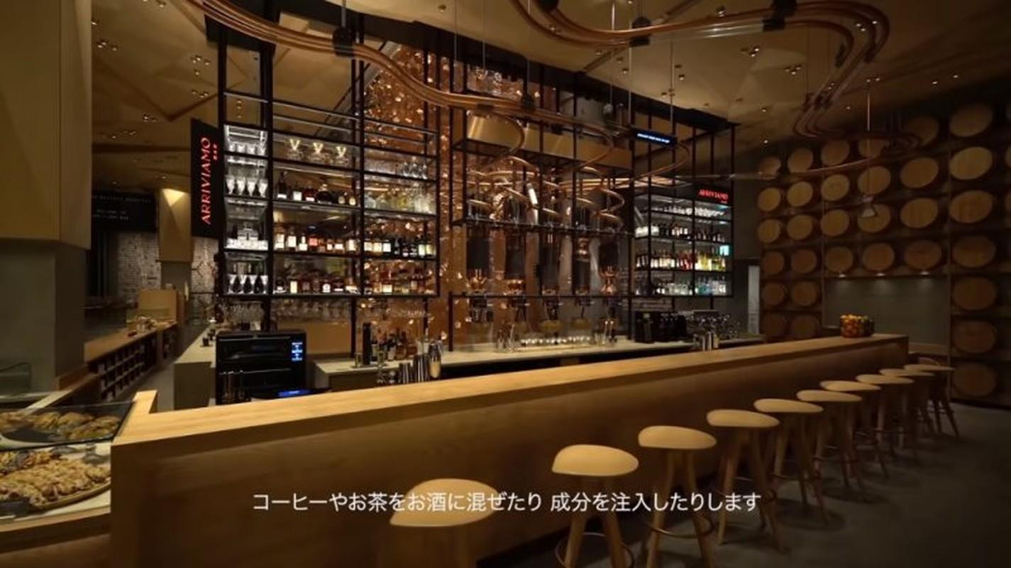 Ben trong cua hang lon nhat the gioi cua Starbucks o Tokyo-Hinh-11