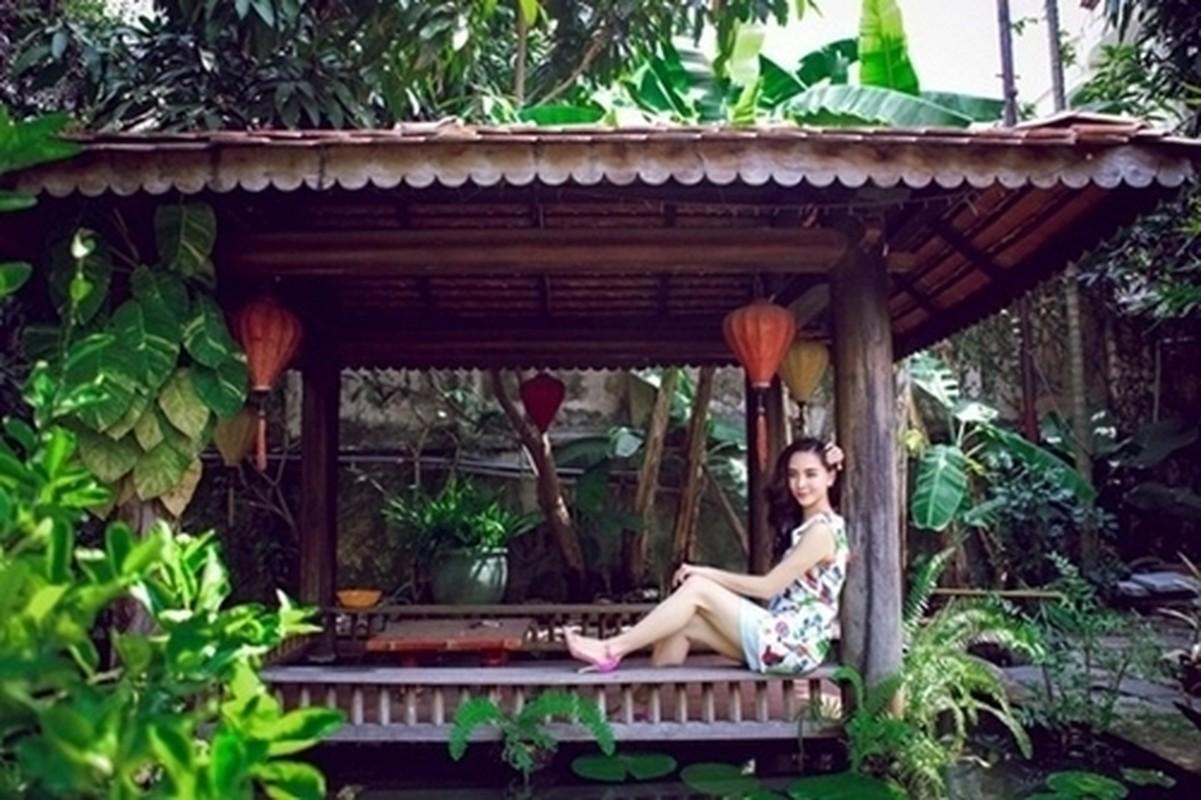 Biet thu vuon sieu dep cua A hau Duong Truong Thien Ly-Hinh-2