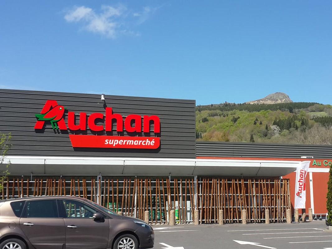 Auchan tung noi tieng the nao truoc khi