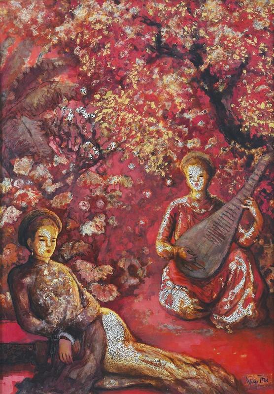 Choang: Gia tranh hoa si Viet hang chuc ty, bang biet thu xa hoa hoanh trang-Hinh-11