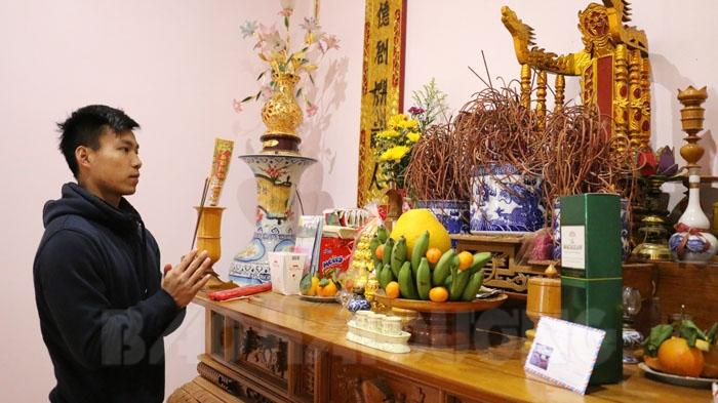 Ghe tham can nha binh dan cua cau thu Van Thanh noi tieng o Hai Duong-Hinh-4
