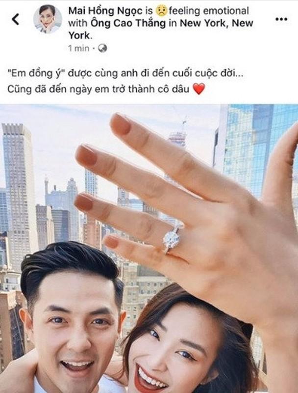 Gia the sieu khung hoanh trang cua Ong Cao Thang - chong sap cuoi Dong Nhi