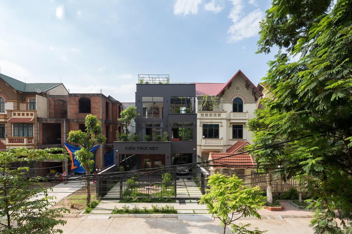 Ngoi nha giua Khu CN Bac Ninh sau cai tao dep ngo ngang, bao ngoai khen het loi-Hinh-12