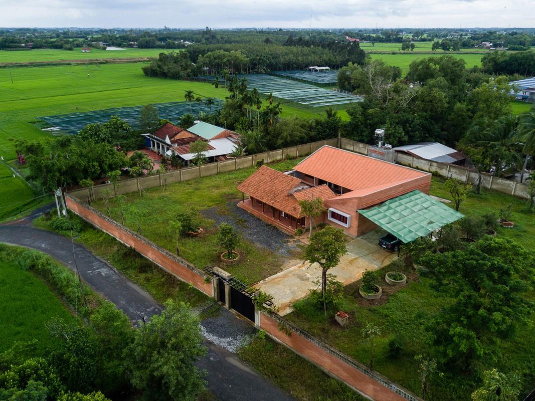Ngam nha 3 gian hang nghin m2 ngo nhu resort cao cap o Tay Ninh tren bao ngoai-Hinh-3