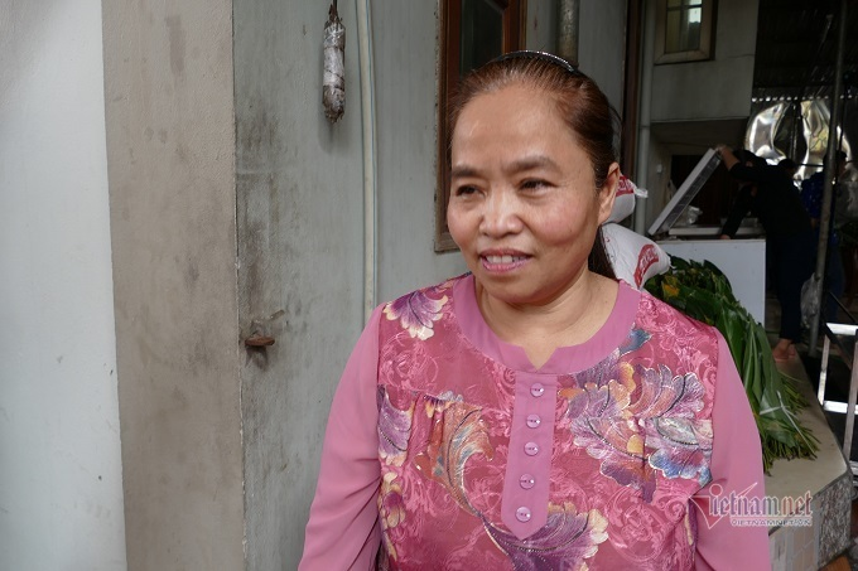 Lang san xuat banh chung Ha Noi tat bat ngay cuoi nam-Hinh-2