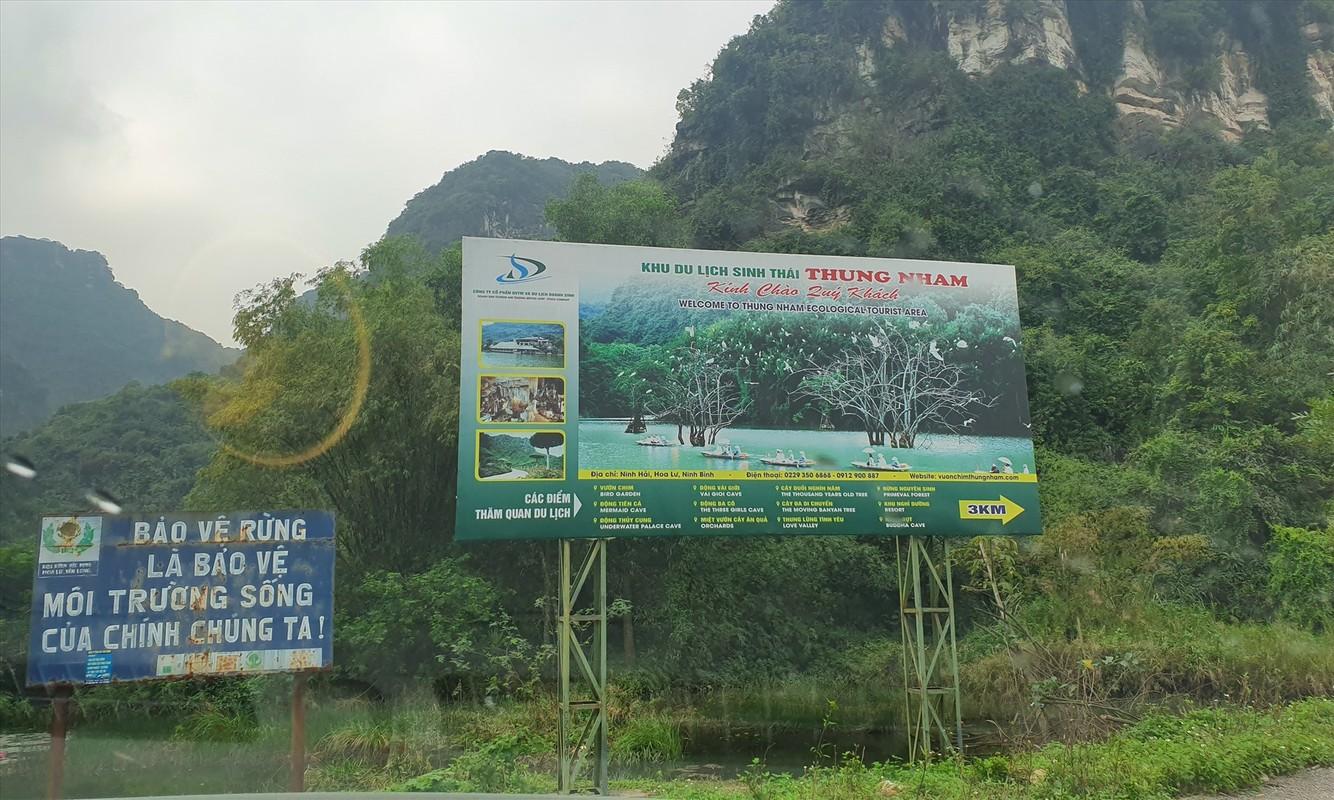 Can canh resort, homestay xam hai vung loi di san Trang An