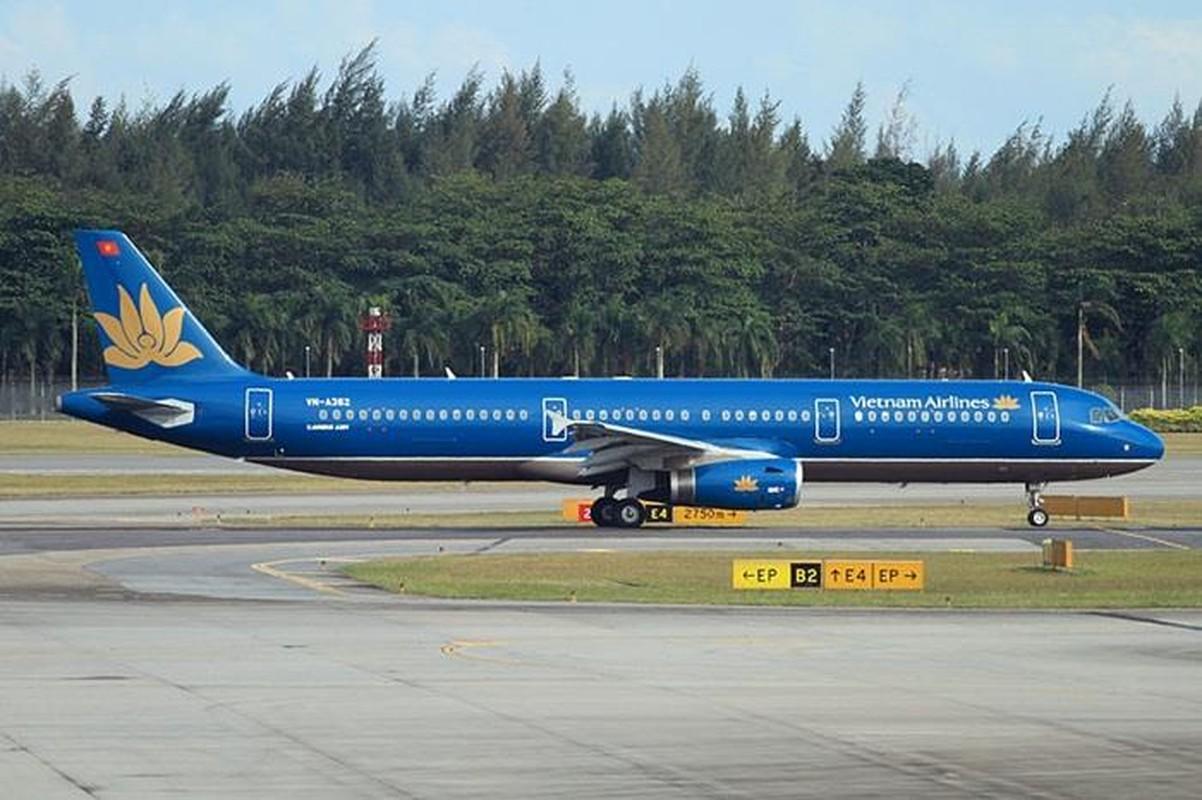 Chi tiet dong may bay vua gap su co no lop cua Vietnam Airlines-Hinh-5
